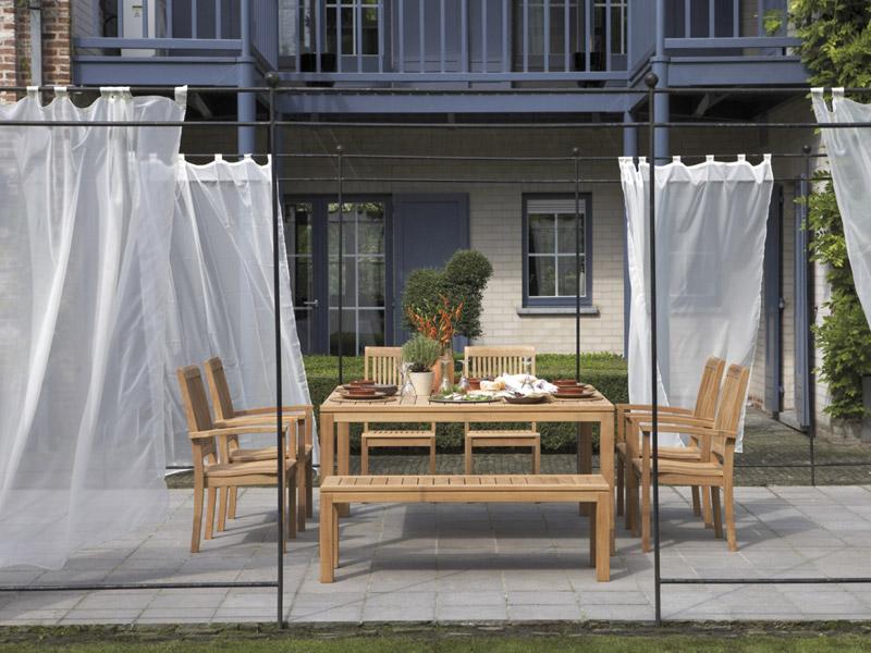 landsitz mehle gartenm bel teak gartenm bel g nstig. Black Bedroom Furniture Sets. Home Design Ideas